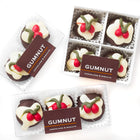 Christmas Pudding Truffle Chocolates (box of 2 truffles)