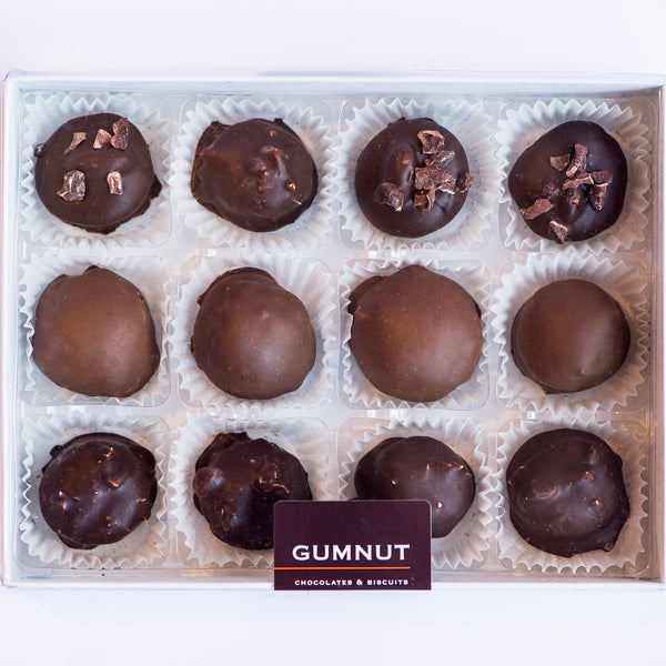 Nut Lovers Chocolate Truffles