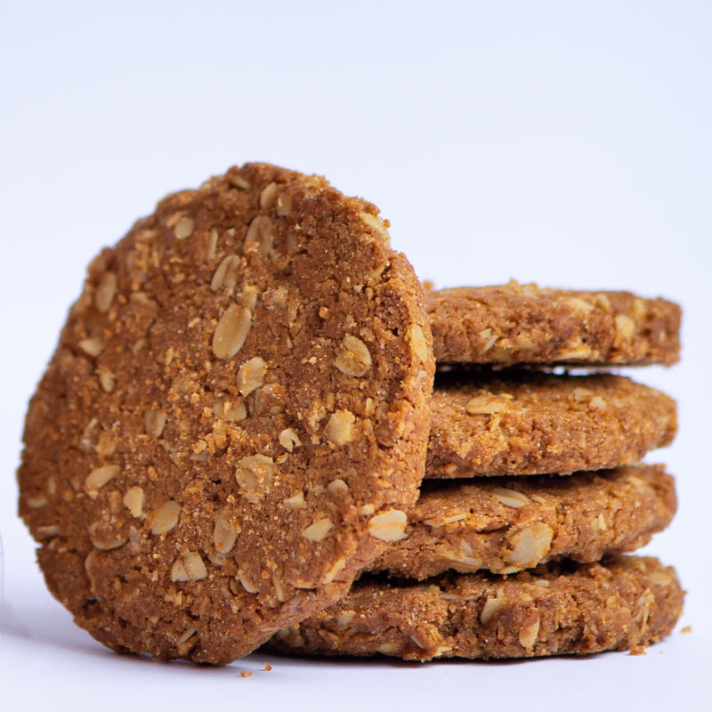 Small ANZAC Biscuit (pack of 7 small biscuits)