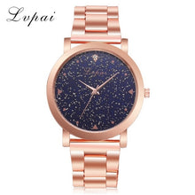 Load image into Gallery viewer, Ladies Fashion Timepiece in Rose Gold