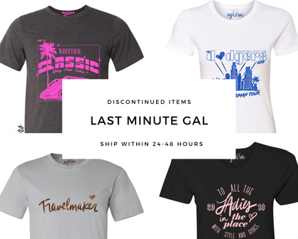 The Last Minute Gal Collection