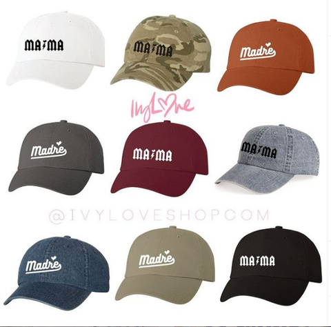Mom Hat Collection