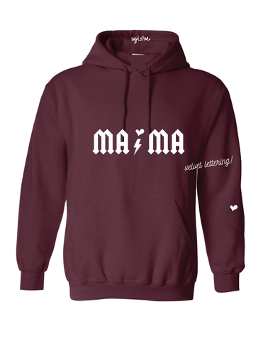 MAMA Rock Hoodies