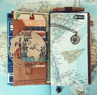 How to Write a Travel Journal Worth Reading