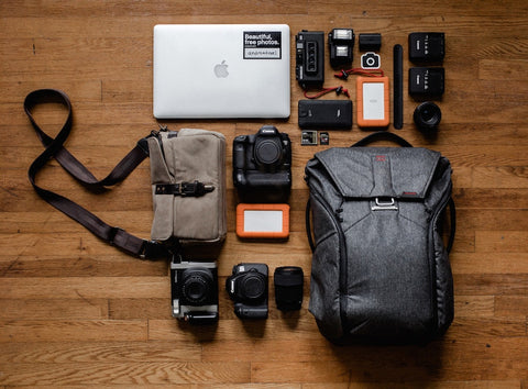 Maximized Day Pack