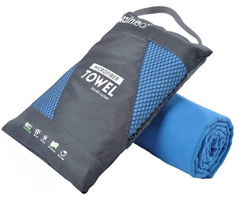 Microfibre Travel Pack Towel
