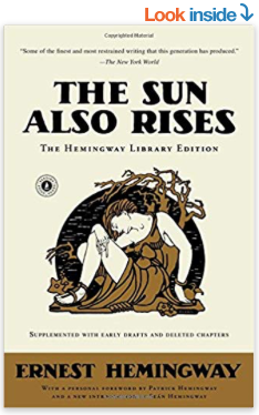 The Sun Also Rises on Amazon
