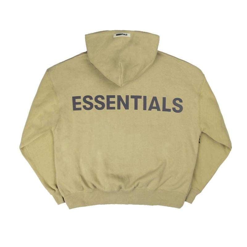 FOG-Essential 3M Brown Hoodie - Centrall Online