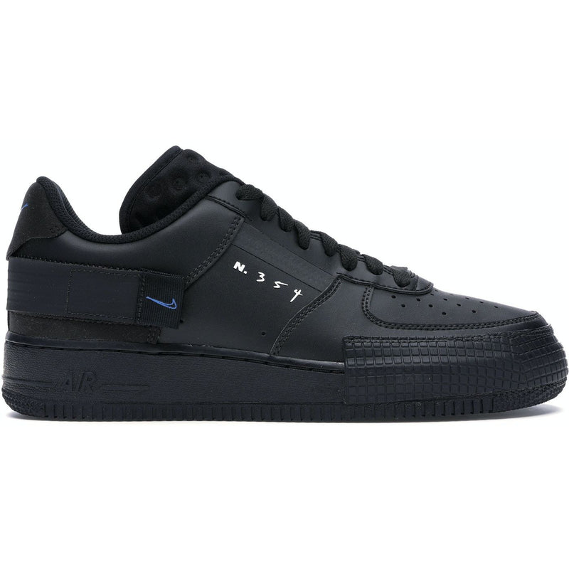 "Nike Air Force Type ""Black Royal"" - Centrall Online"