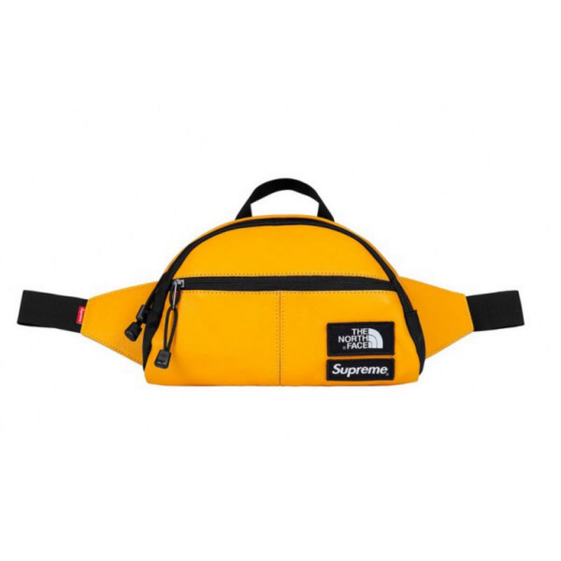 The North Face Supreme Waist Bag Yellow - Centrall Online