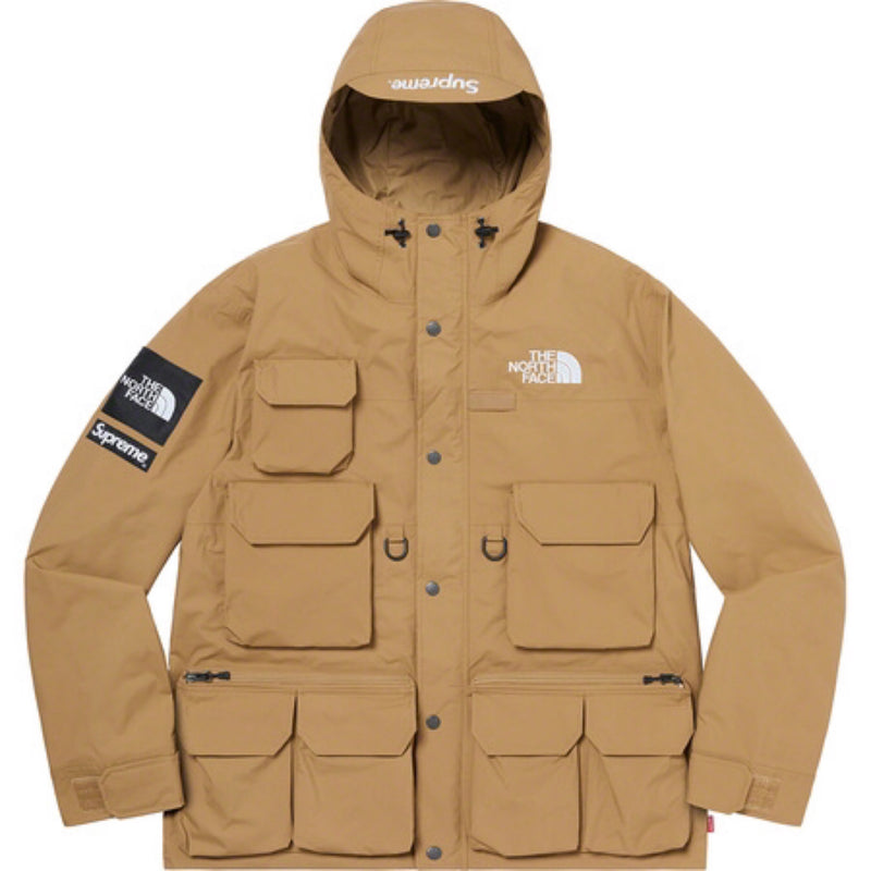 Supreme The North Face Cargo Jacket Gold - Centrall Online