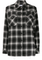 Off White Flannel Black and White - Centrall Online