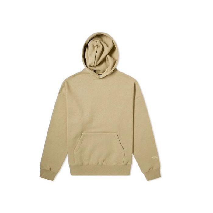 FEAR OF GOD ESSENTIALS 3M Logo Pullover Hoodie Twill - Centrall Online