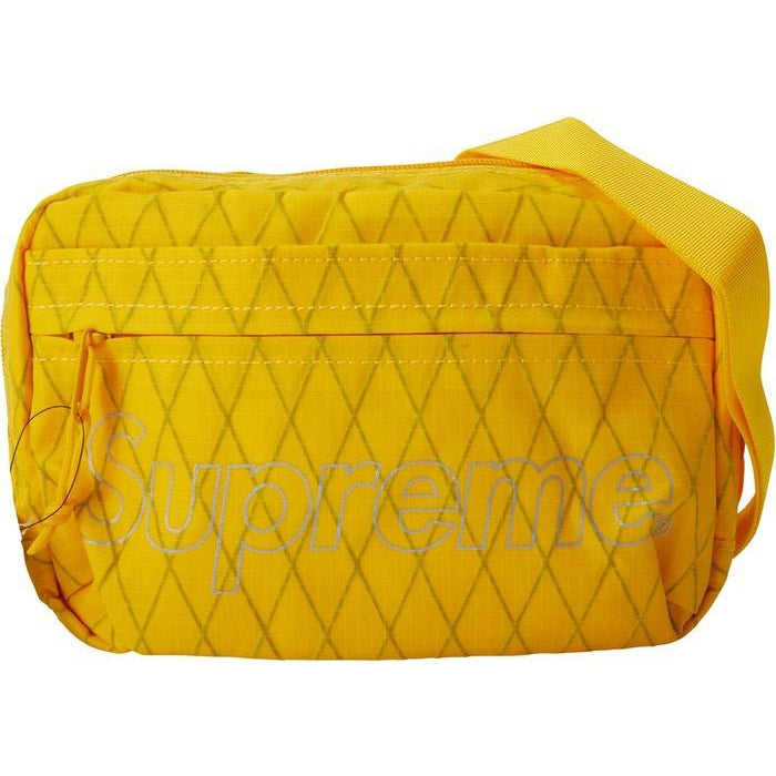 Supreme Shoulder Bag (FW18) Yellow - Centrall Online