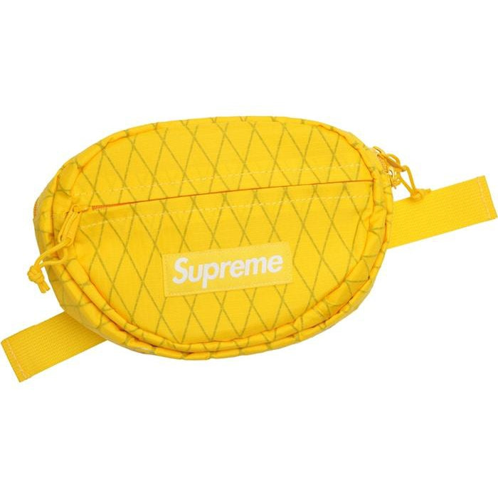 Supreme Waist Bag (FW18) Yellow - Centrall Online