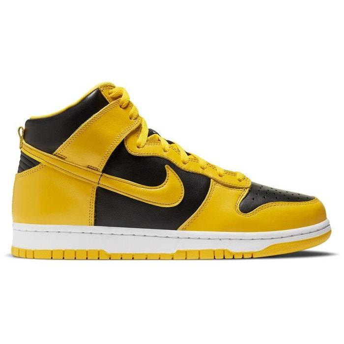 Nike Dunk High Black Varsity Maize - Centrall Online