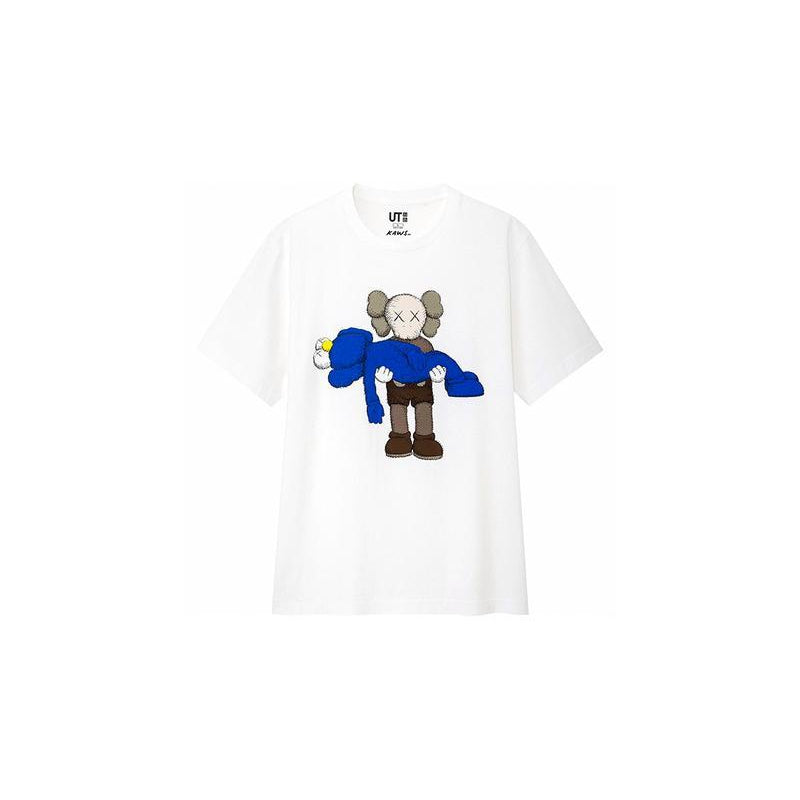 "Kaws tee ""carrying blue companion"" - Centrall Online"