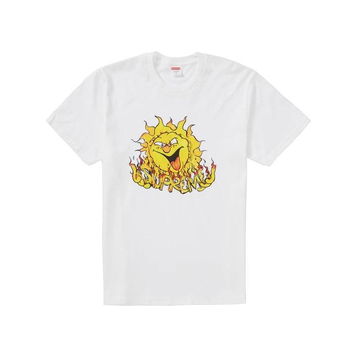 "Supreme Sun Tee ""White"" - Centrall Online"