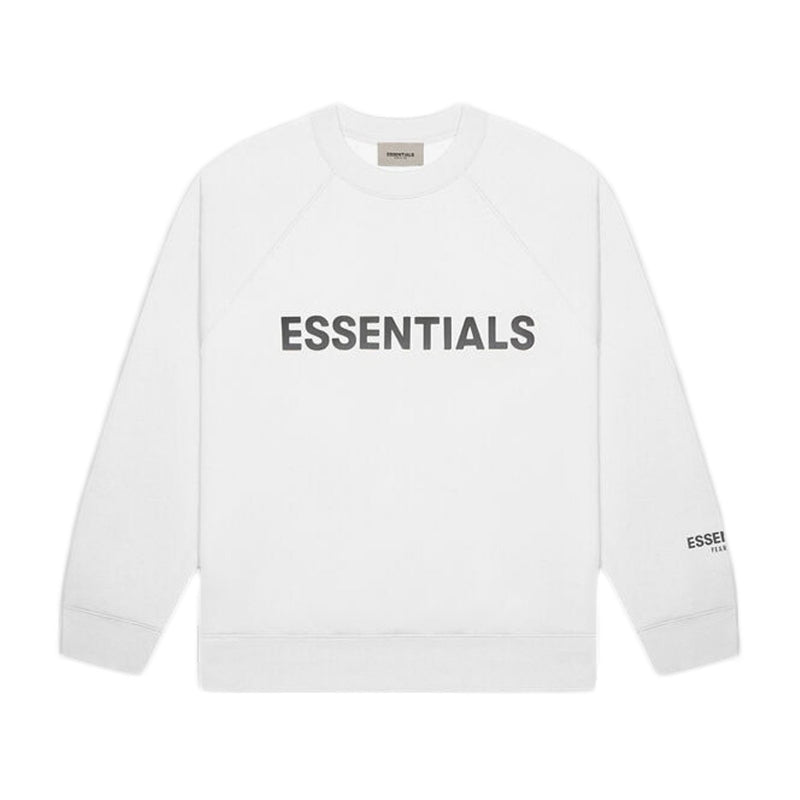 FOG Essentials - light grey pull-over crewneck - Centrall Online