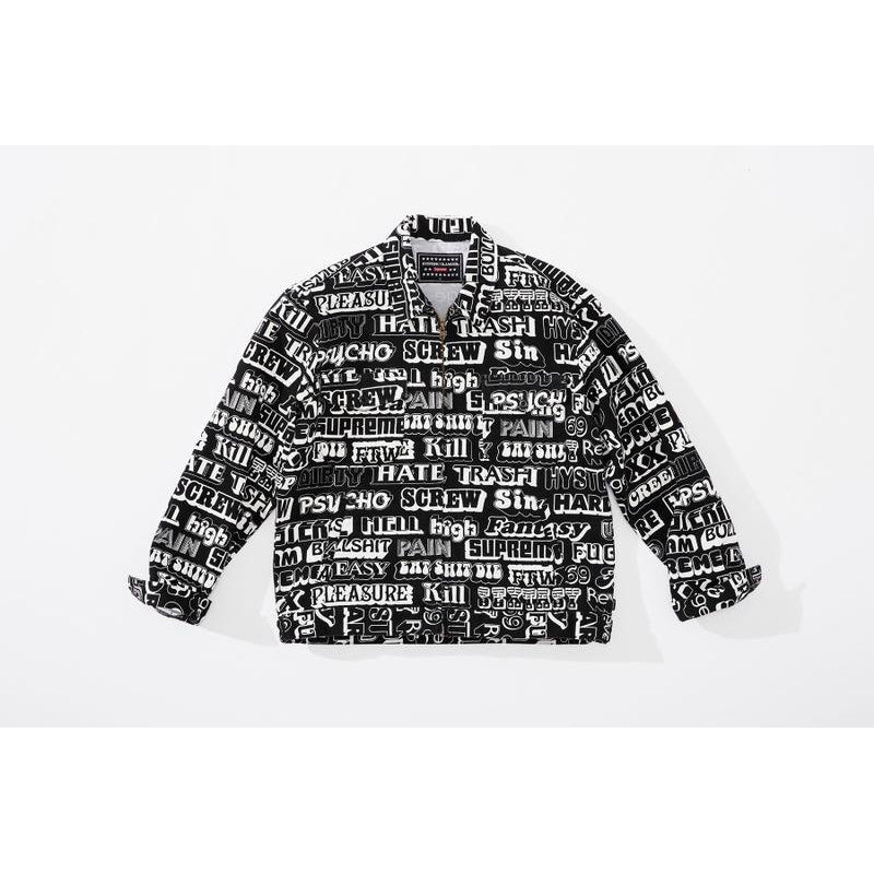 Supreme Hysteric Glamour Jacket - Centrall Online