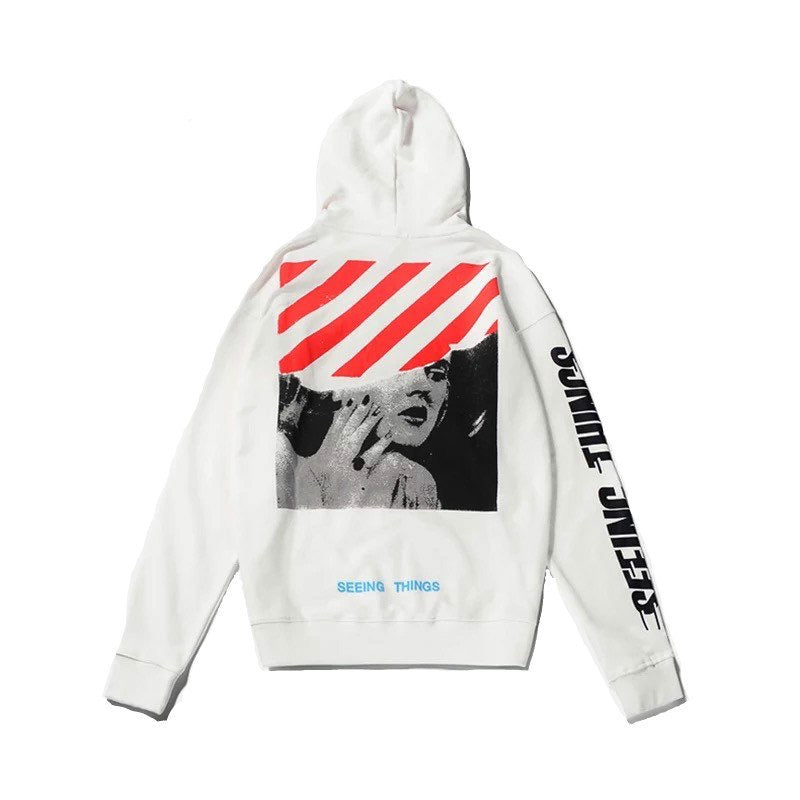 Off-White Marilyn Monroe