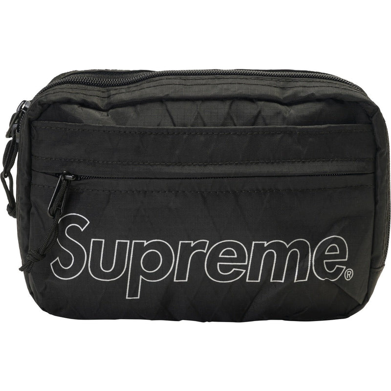 "Supreme shoulder bag (FW18) ""black"" - Centrall Online"