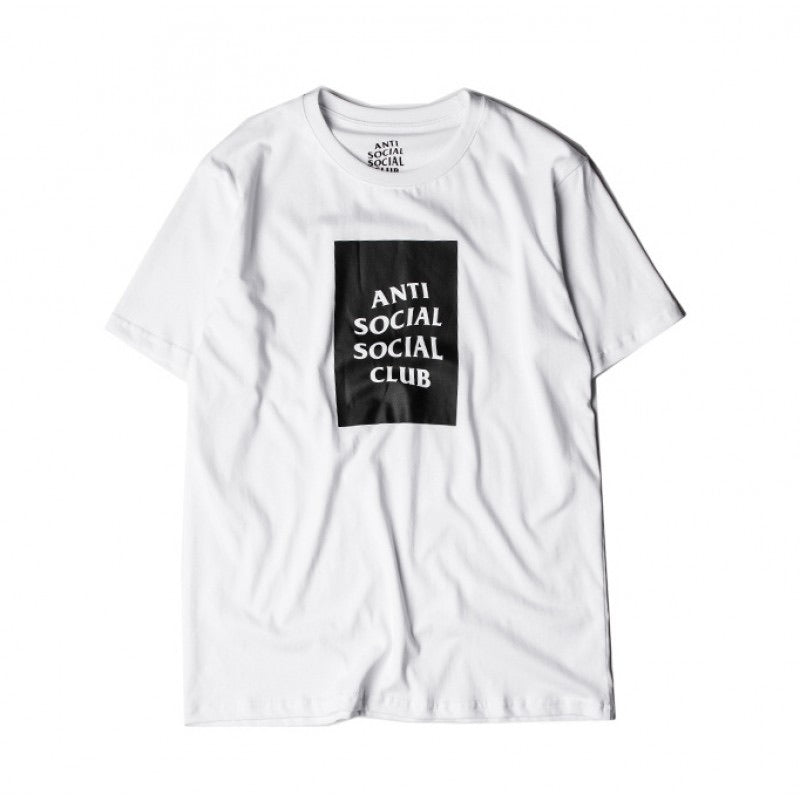 "ASSC The Club Tee ""White"" - Centrall Online"