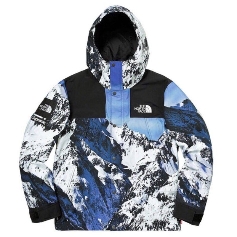 Supreme TNF Blue Mountain Baltoro Jacket - Centrall Online