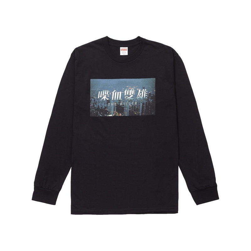 Supreme Killer Long-sleeve Black - Centrall Online