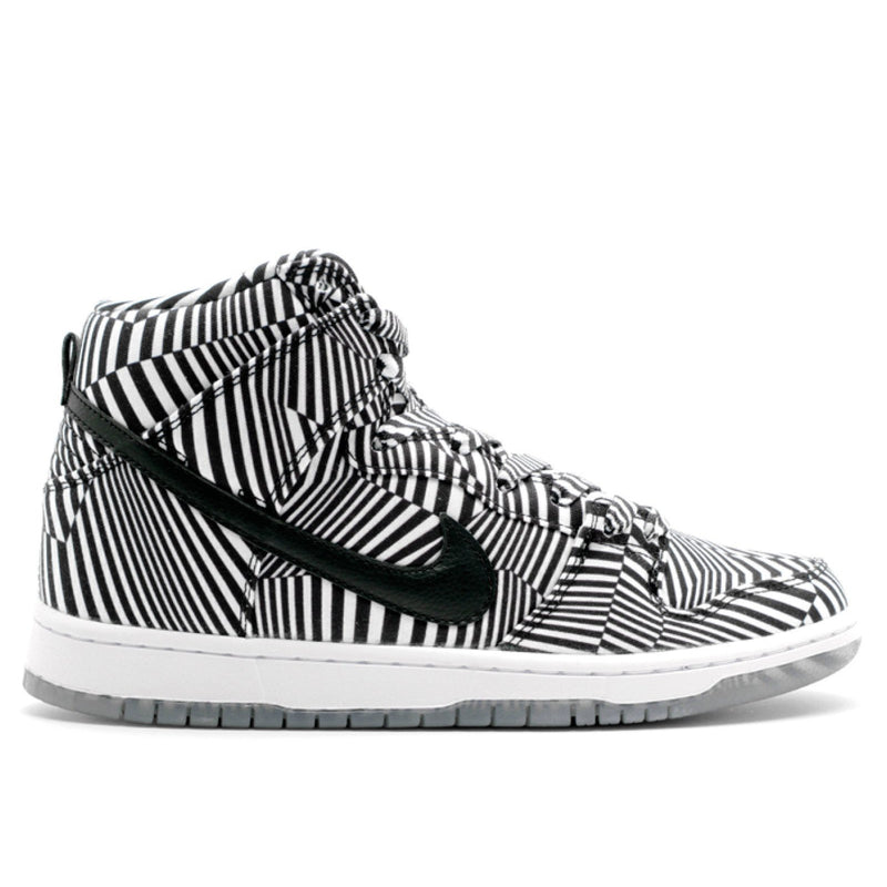 Nike Dunk High Black/White - Centrall Online