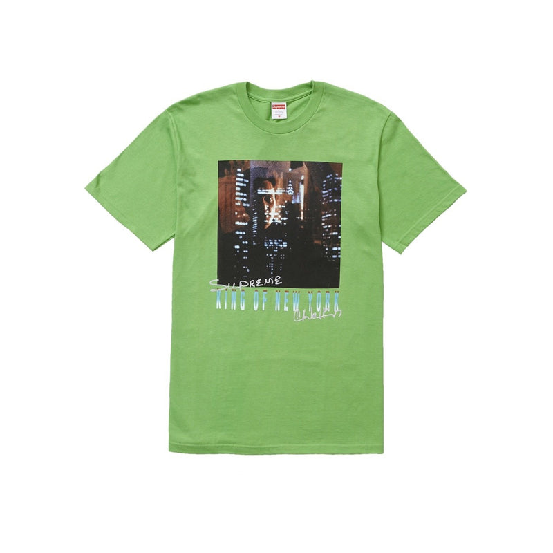 "Supreme King of New York ""Green"" Tee"