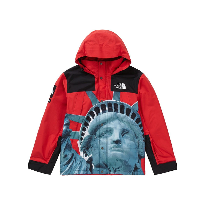 Supreme TNF Red Statue Parka