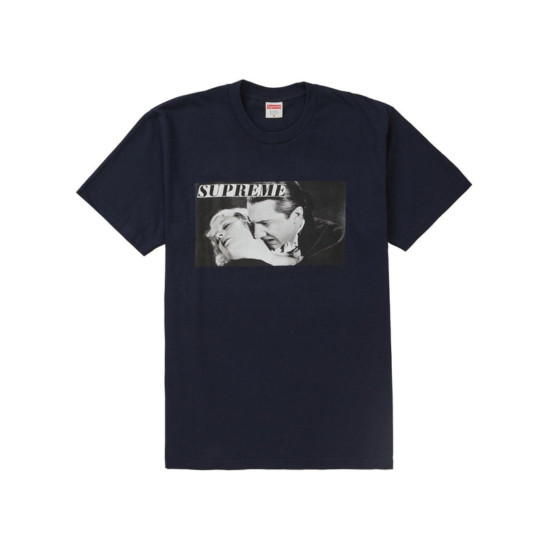 Supreme Bela Lugosi Tee Navy - Centrall Online