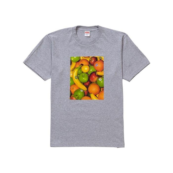 "Supreme fruit t-shirt ""grey"""