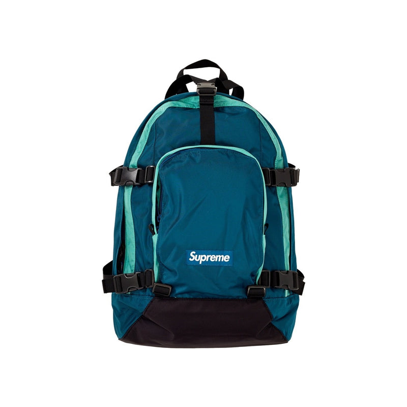 Supreme FW19 Back pack teal