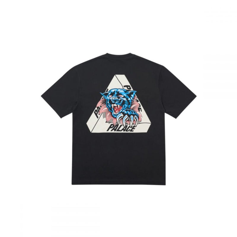 "Palace ""Ripped Tee"" Black"