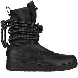 SF Air Force 1 High Black - Centrall Online