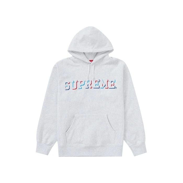 Supreme Drop Shadow Heather multi Used - Centrall Online