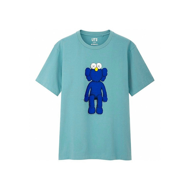 Kaws x Uniqlo - Blue BFF Tee - Centrall Online