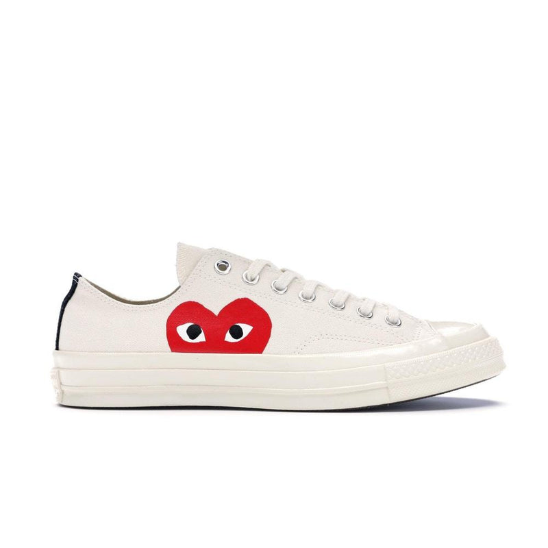 "Converse Chuck Taylor X CDG Low ""White"" - Centrall Online"
