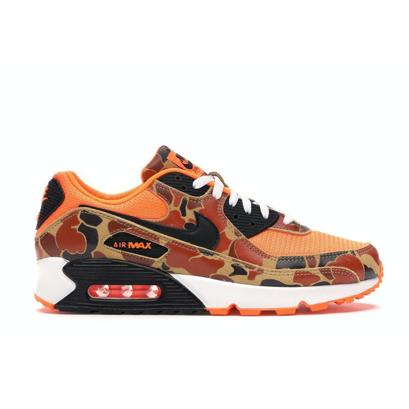 Nike Air Max 90 Duck Camo Orange - Centrall Online