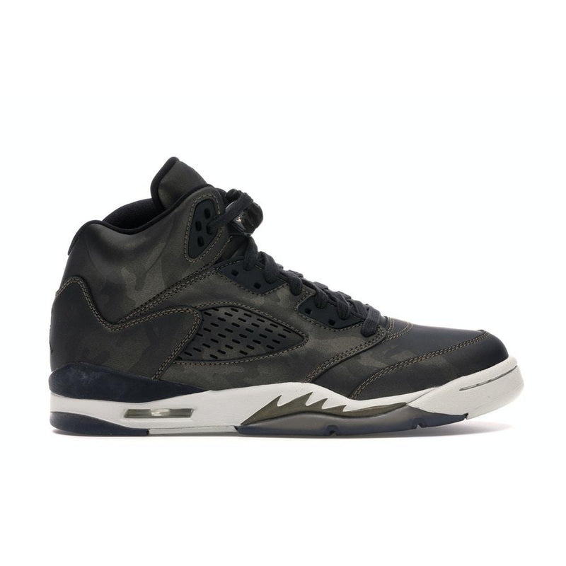 Air Jordan 5 Retro Heiress Camo GS - Centrall Online