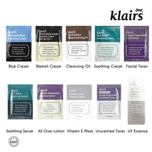 Klairs Sample Kit #2