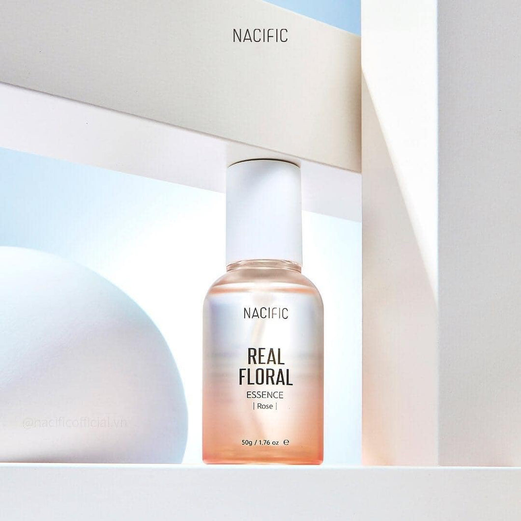 Nacific Real Floral Rose Essence 50ml