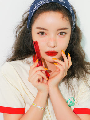 3CE Flash Lip Tint #TAKING RED