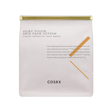 COSRX Silky Touch Skin Pack Cotton 80ea
