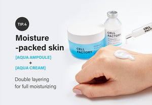 GD11 Cell Factory Moisture-packed skin + Free 2 Powerballs