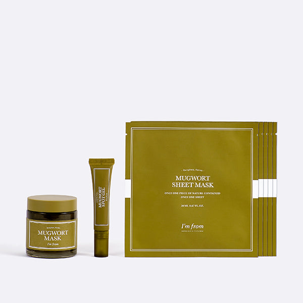 3 Step Mugwort Special Care Set