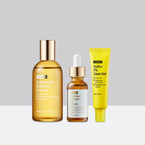 3 Step Acne Skin Savior Set