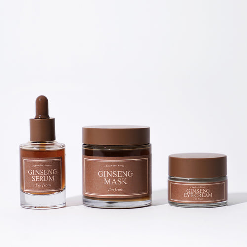 3 Step Ginseng Trio Set